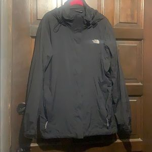 Northface triclimate waterproof part of  jacket.